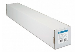 HP C6570C Heavyweight Coated Paper, 130 g, 1372mmx30.5m, alb hirtie