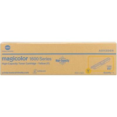 Konica Minolta A0V306H galben (yellow) toner original