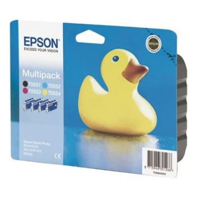 Epson C13T055640AO multipack cartus original