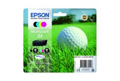 Epson T34664010, T346640 multipack cartus original