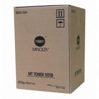 Konica Minolta MT501B negru toner original