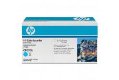 HP 646A CF031A azuriu (cyan) toner original