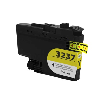 Brother LC-3237 galben (yellow) cartus compatibil