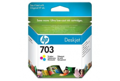 HP 703 CD888AE color cartus original