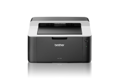 Brother HL-1112E imprimanta laser - A4, 20ppm, 600x600, 1MB, GDI, USB 2.0, negru