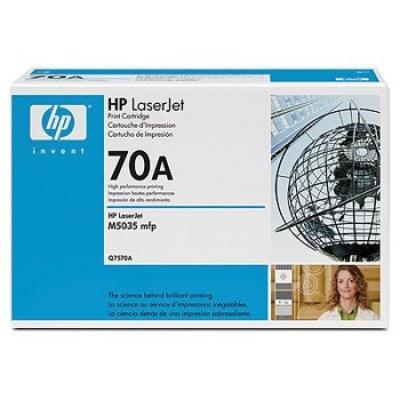 HP 70A Q7570A negru (black) toner original