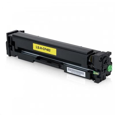 HP 201A CF402A galben (yellow) toner compatibil