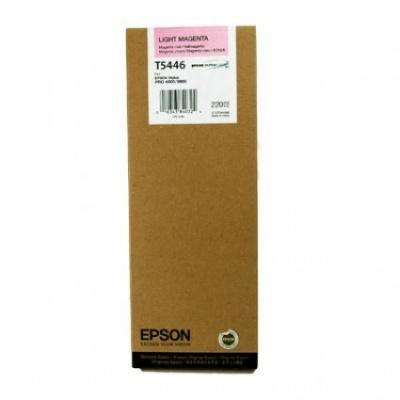 Epson C13T544600 purpuriu deschis (light magenta) cartus original