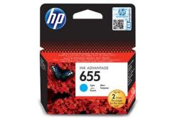 HP 655 CZ110AE azuriu (cyan) cartus original