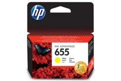 HP 655 CZ112AE galben (yellow) cartus original