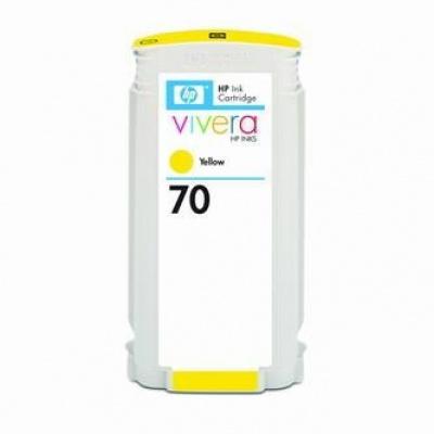 HP 70 C9454A galben (yellow) cartus original