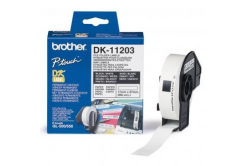 Brother DK-11203, 17mm x 87mm, rola etichete original