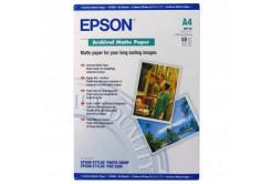 Epson S041342 Archival Mate Paper, alb, 50 buc, imprimarea cu jet de cerneală, A4, 190 g/m2