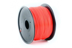 Gembird 3D filament ABS, 1,75mm, 1kg, rosu