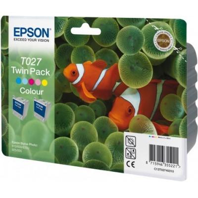 Epson C13T027403 color cartus original