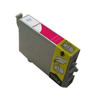 Epson 502XL T02W340 purpuriu (magenta) cartus compatibil