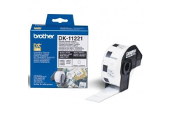 Brother DK-11221, 23mm x 23mm, rola etichete original