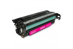 HP 504A CE253A purpuriu (magenta) toner compatibil