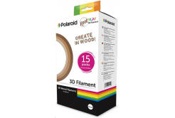 Polaroid 3D Wood Filament for ROOT (box of 15 reels)