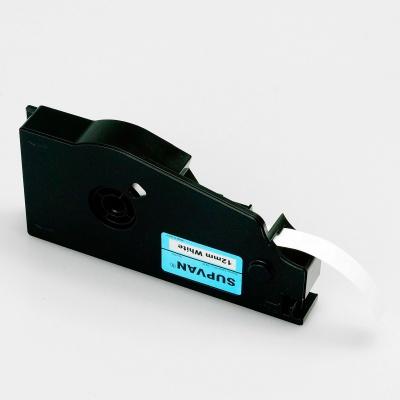 Bandă adezivă Supvan TP-L12EW, 12mm x 16m, alb