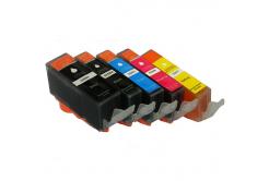 Canon CLI-526 Bk, C,M,Y + PGI-525Bk multipack cartus compatibil